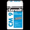 Клей для плитки Ceresit СМ 9, 25 кг.