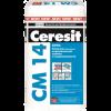 Клей для керамогранита Ceresit CМ 14, 25 кг.